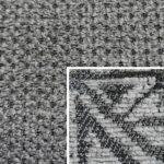 Sofabezug Paris-Grau 20 – Kissenbezug Socrates Grau 03