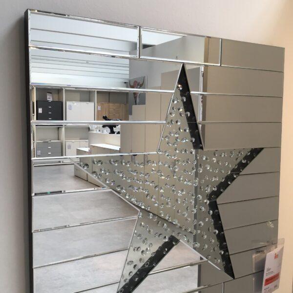 Kare Star Spiegel