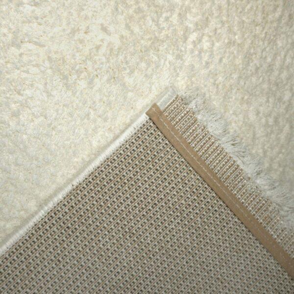 """Astra """"Rivoli 160"""" Teppich in weiß Detailansicht"""