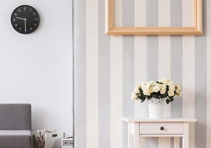 Tapete, Fliese, Putz, Stoff, Holz für die Wände: Was passt zu mir?