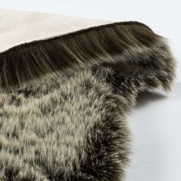 Astra Bella Teppich braun – Detail