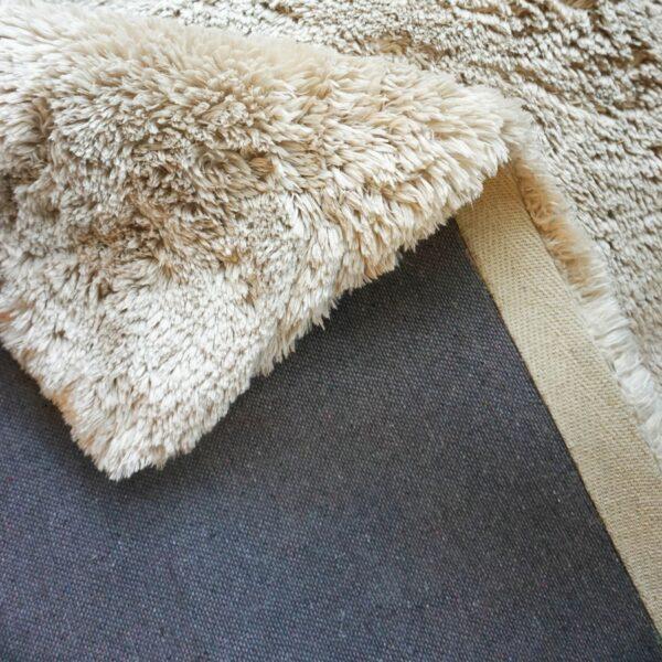 Astra Harmony 160 Teppich rechteckig beige – Rückseite
