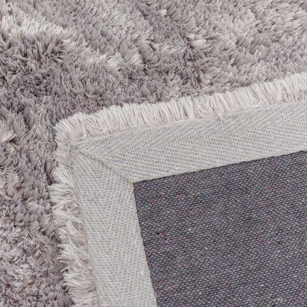 Astra Harmony 160 Teppich rechteckig silber – Detail