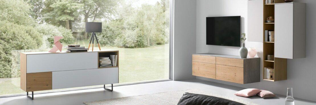 Sideboards: Der Möbel-Tausendsassa für jeden Raum