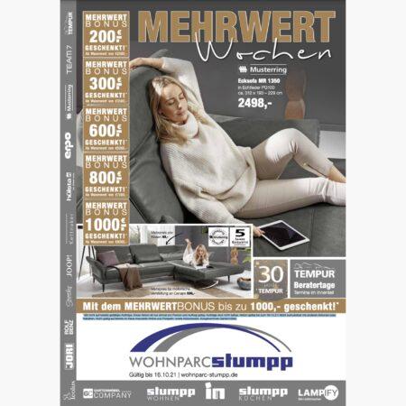 Wohnparc Stumpp: Mehrwert-Wochen