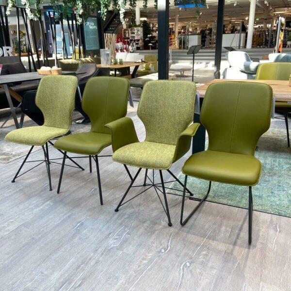 Musterring Nevio Stuhlgruppe