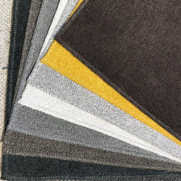 Farbpalette Bezüge Microfaser Savona