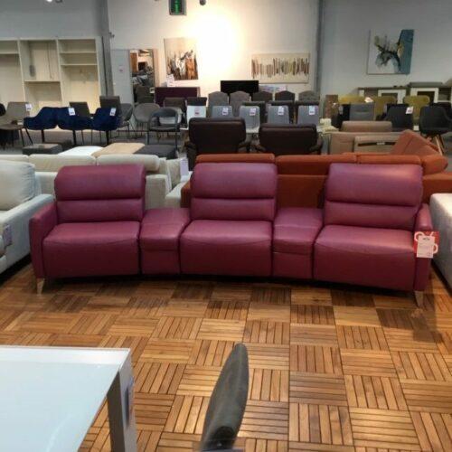 Musterring MR9100 Sofa Home Cinema