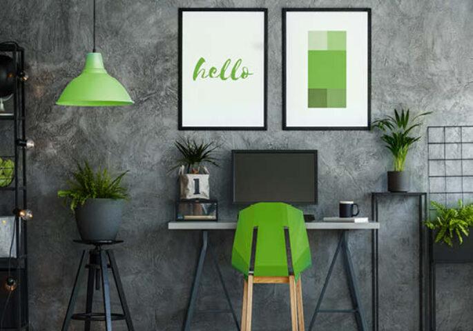 Farbkonzepte: Grün, grün, grün sind alle meine Kleider …