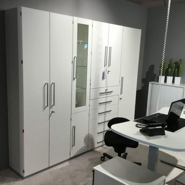 Röhr-Bush Objekt Plus 184 Bürowand
