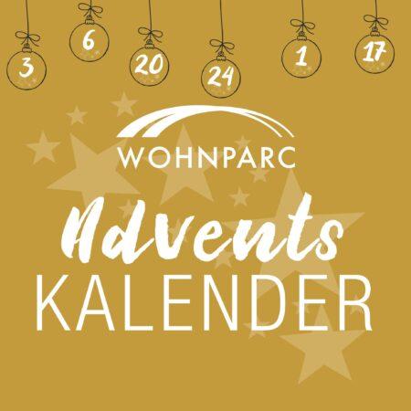 Wohnparc-Adventskalender 2020