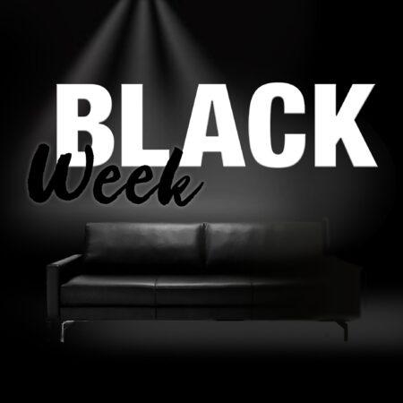 Black Week: 8 % Rabatt