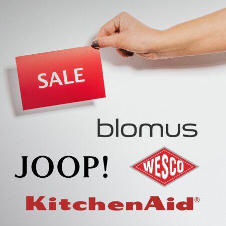 Reduzierte Haushaltswaren von KitchenAid, Wesco & Co.