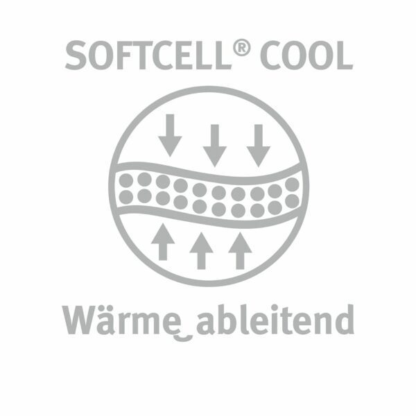 Paradies - Softcell Cool: wärmeableitend