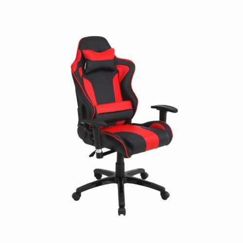 "Trendstore ""Qbiz"" Gaming Sessel in schwarz-rot"
