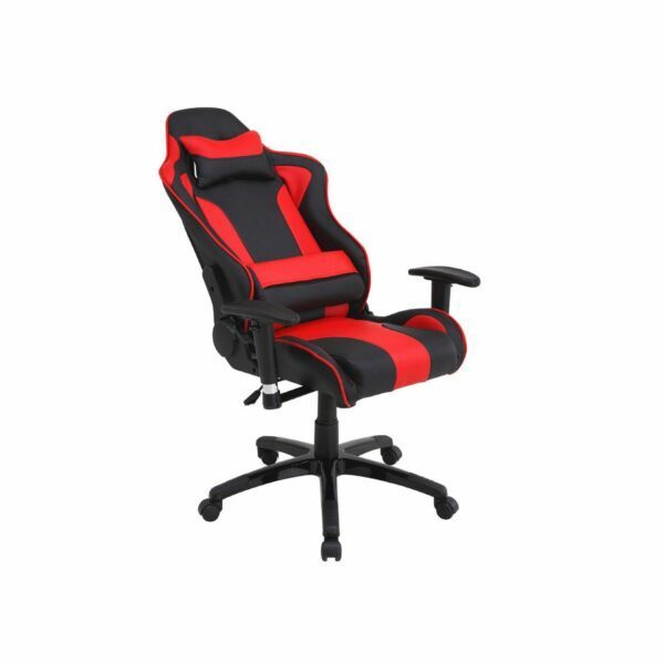 """Trendstore """"Qbiz"""" Gaming Sessel in schwarz-rot Rückenlehne verstellbar"""