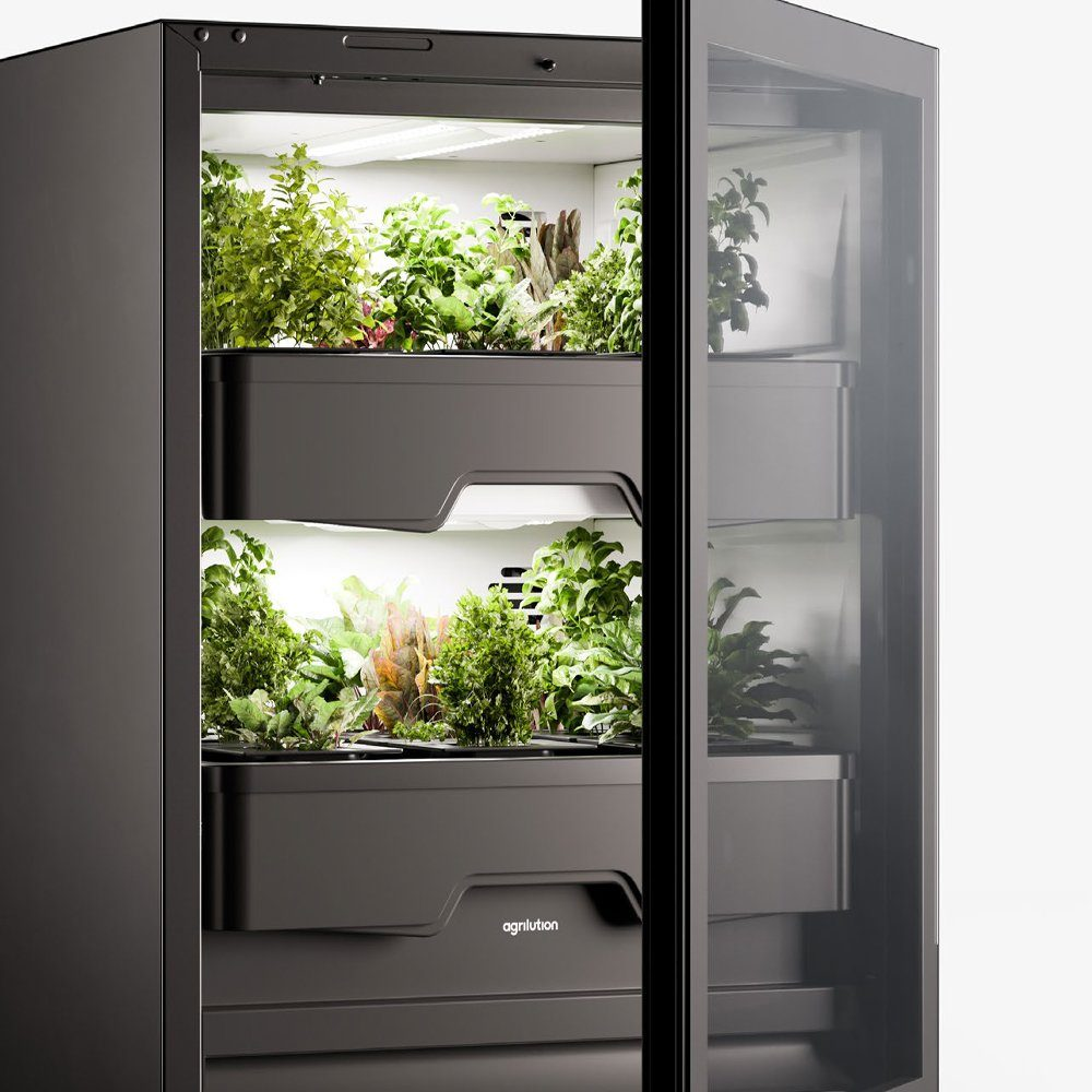 agrilution Vertical Farming System