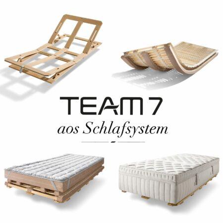 aos Schlafsystem von Team 7