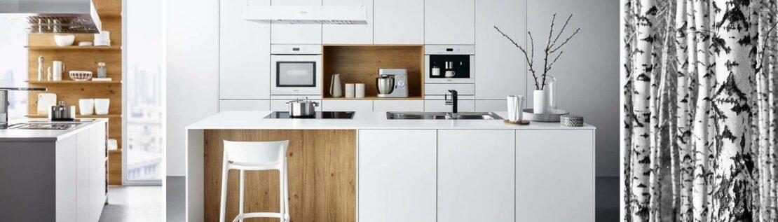 Nachhaltig und elegant: Die Küchentrends 2021