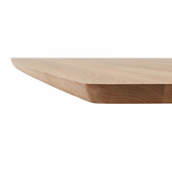 """Raum.Freunde """"Erik"""" Tisch oval – Detail Tischkante"""