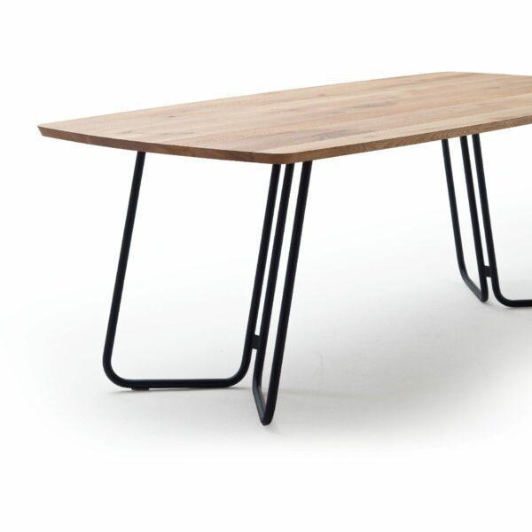 """Raum.Freunde """"Erik"""" Tisch oval – Ausschnitt"""