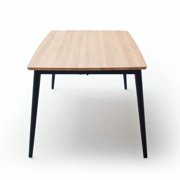 """Raum.Freunde """"Edvin"""" Tisch – Seitenansicht"""