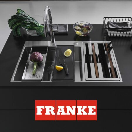 Organisation perfektioniert: Franke Box Center