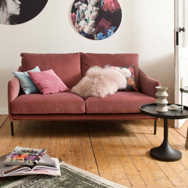 Raum.Freunde Madelen Sofa 2,5-sitzig – Wohnbeispiel