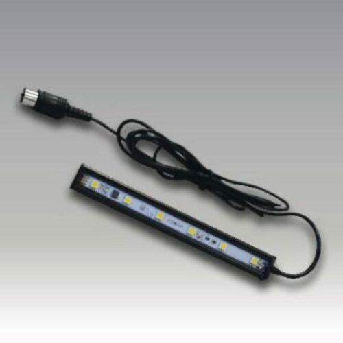 Tempur 8-farbige LED Lichtleiste 15 cm