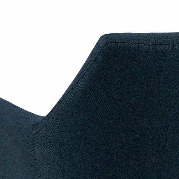 """Trendstore """"Algier"""" Armlehnstuhl – Detail Lehne"""