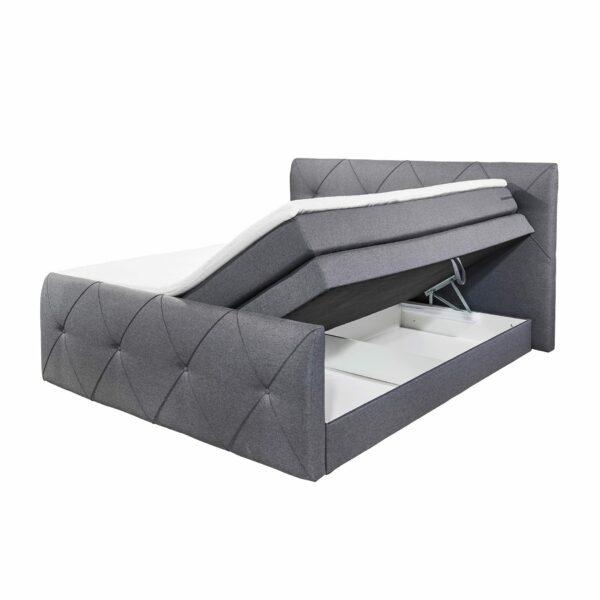 Trendstore Bego Boxspringbett Bettkasten