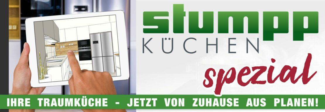 Küchenplanung mit dem Stumpp Küchen Spezial!