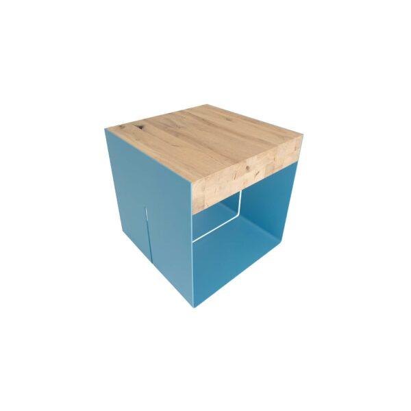 WK Wohnen Edition Beistelltisch WK 9300 Pastellblau