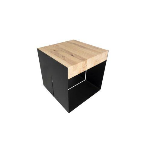 WK Wohnen Edition Beistelltisch WK 9300 Schwarz 1
