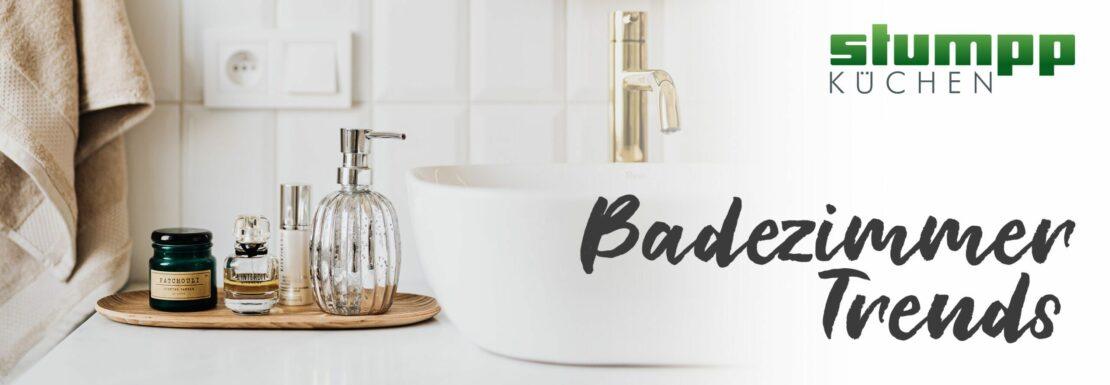Splish Splash: Badezimmer bei Stumpp Küchen