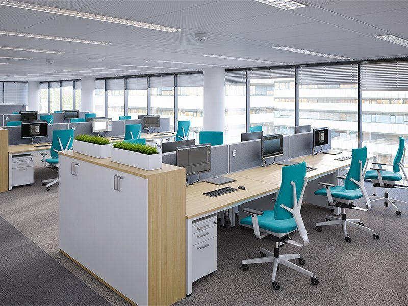 Nowy Styl Büromöbel Inspiration