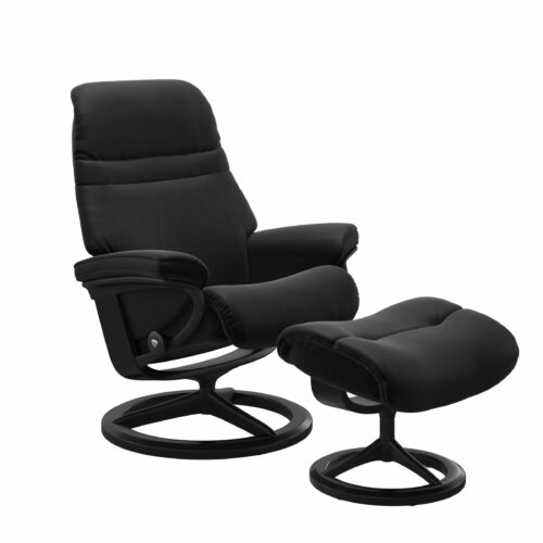 Stressless Sunrise Sessel Signature mit Hocker
