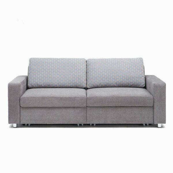 Trendstore Pro Flexx Schlafsofa in der Farbe Grau