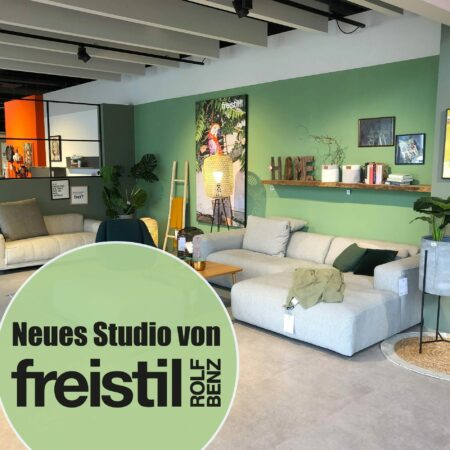 Jung & Stylish: Das neue Freistil by Rolf Benz Studio