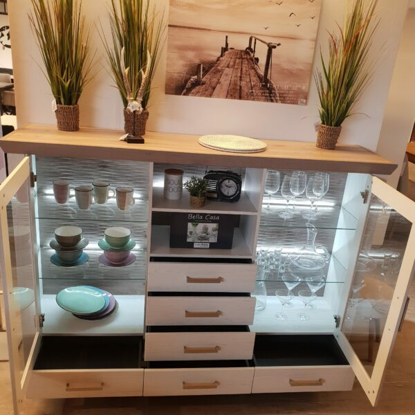 Set One by Musterring York Highboard