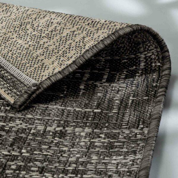 Astra Imola Design 201 in anthrazit – Detail Ecke