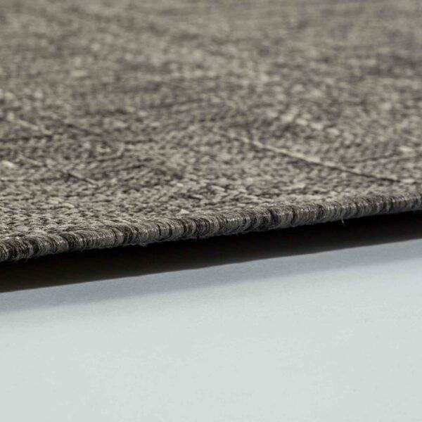 Astra Imola Design 201 in anthrazit – Detail Kante