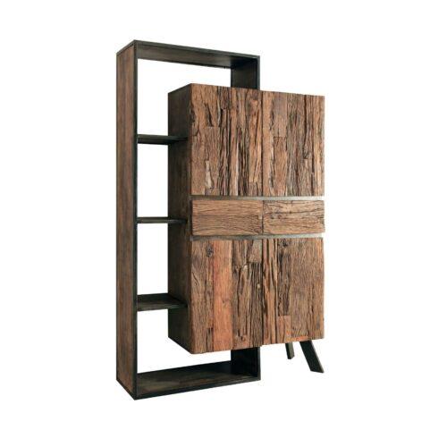 Trendstore Warin Highboard mit vier Türen