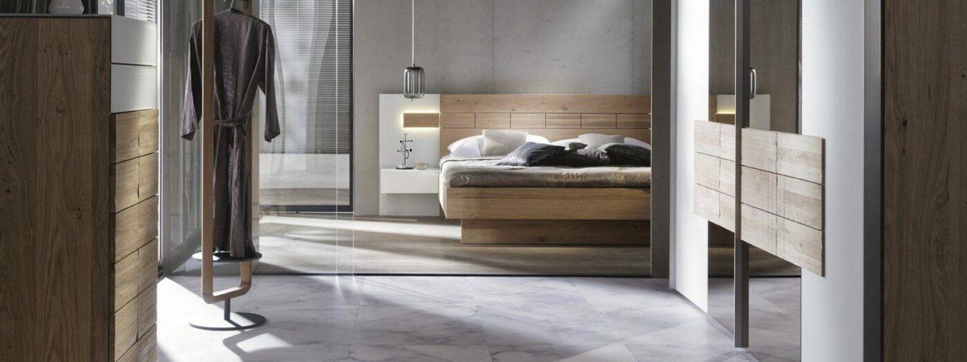 Voglauer Markenseite Produktinspiration V-Montana Schlafzimmer