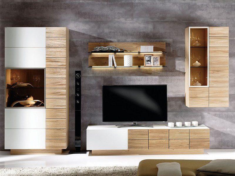 Voglauer Markenseite Produktinspiration V-Montana Wohnzimmer