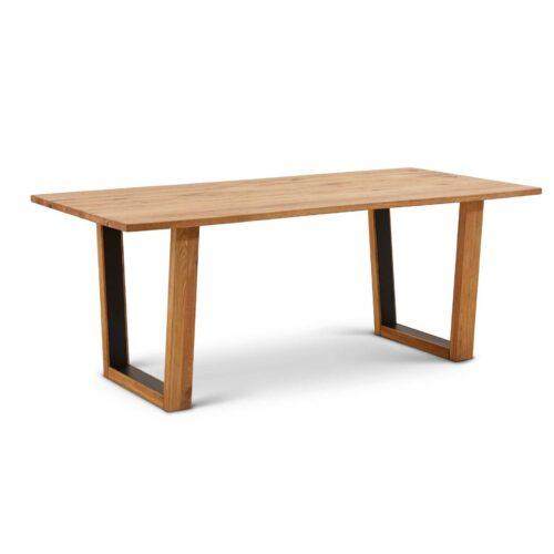 Natura Belfast Esstisch mit Baumkante