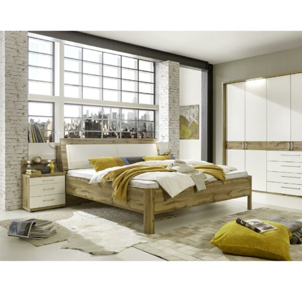 """Trendstore """"LS 871017"""" Doppelbett mit Nachttischen - Doppelbetten"""