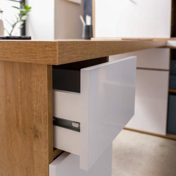 Detail der Schublade von Trendstore Murani Mini Office