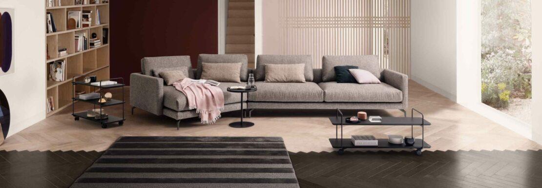 Rolf Benz JOLA: Das Sofa mit Wohlfühlkonzept