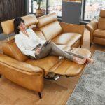 Himolla Velden 2-Sitzer mit praktischer Relaxfunktion